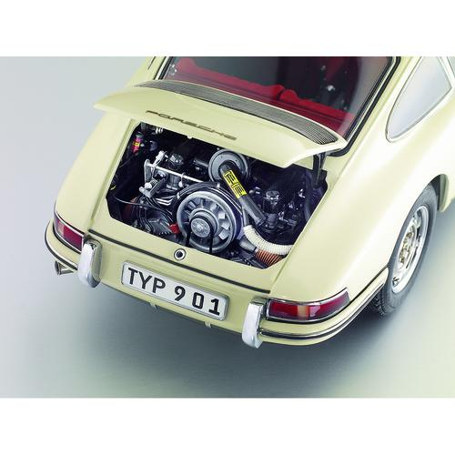 Porsche 901 | 1964 | Champagne Yellow | Classic Model Cars