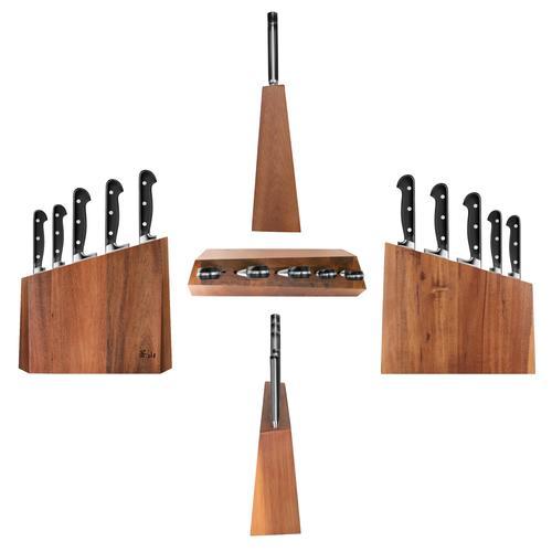 V2 Series | 6-Piece Knife Set | Acacia Wood | Cangshan