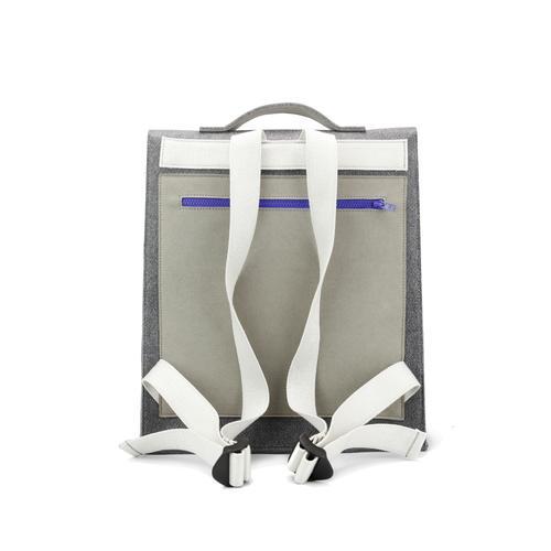 Mateo Felt Backpack | Long-lasting Structure | MRKT Bags