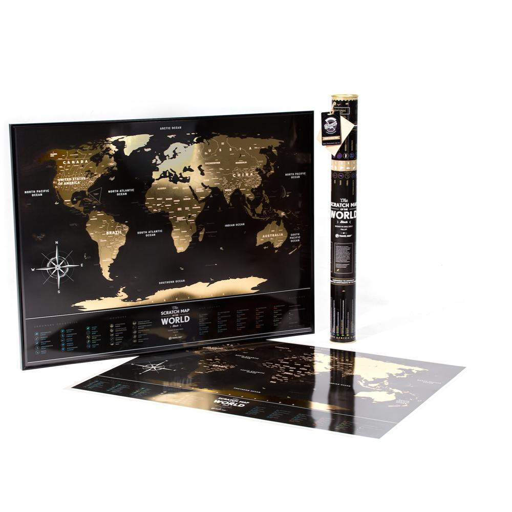 Map black world 1dea travel map black world 1dea gumiabroncs Image collections