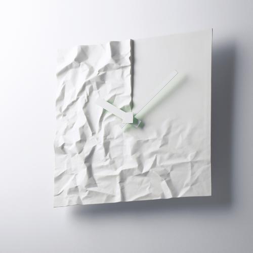 CRINKLE B | Lemnos Wall Clocks