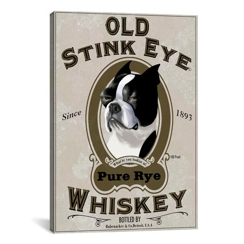 Old Stink Eye Whiskey - Brian Rubenacker