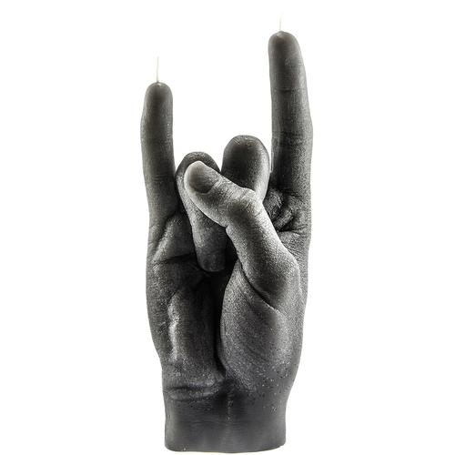 You Rock | Candle Hand