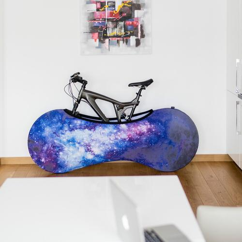 Galaxy Bicycle Cover