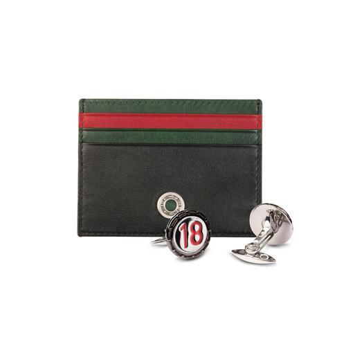 Card Holder / Cufflinks Gift Set   # 18