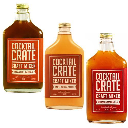Mixers | Spiced, Maple & Sriracha