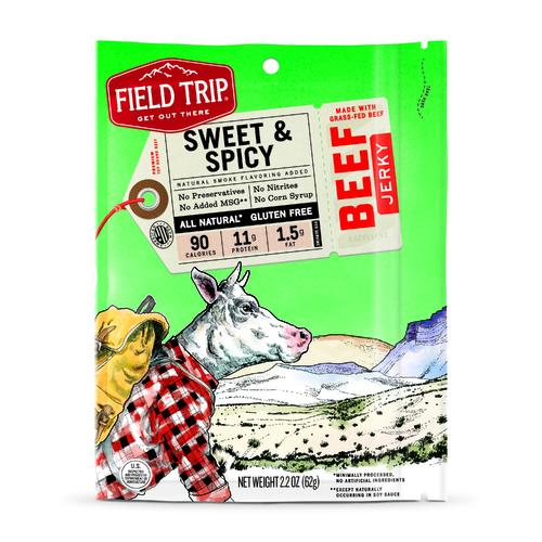 Beef Jerky | Sweet & Spicy | Set of 9