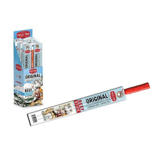 Beef Sticks | Original Sea Salt | Set of 24