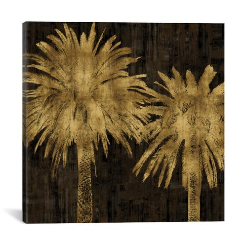 Palms In Gold II