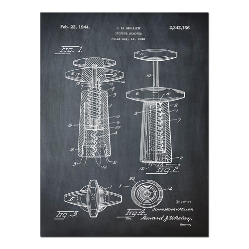 Corkscrew-1944 Chalk   Paper