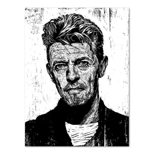 Bowie   Canvas