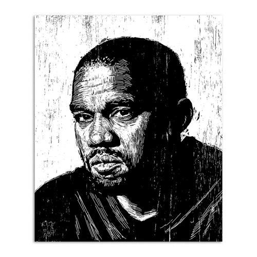 Kanye | Canvas