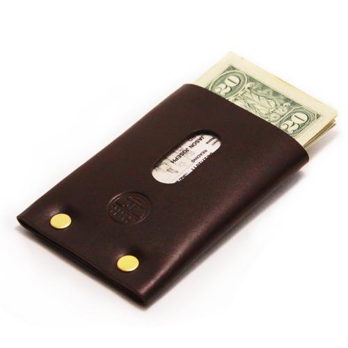 The Frontier 1 Wallet | Brown