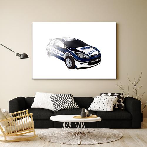 Fiesta S2000   Canvas