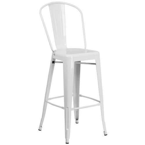 30'' Indoor-Outdoor Barstool