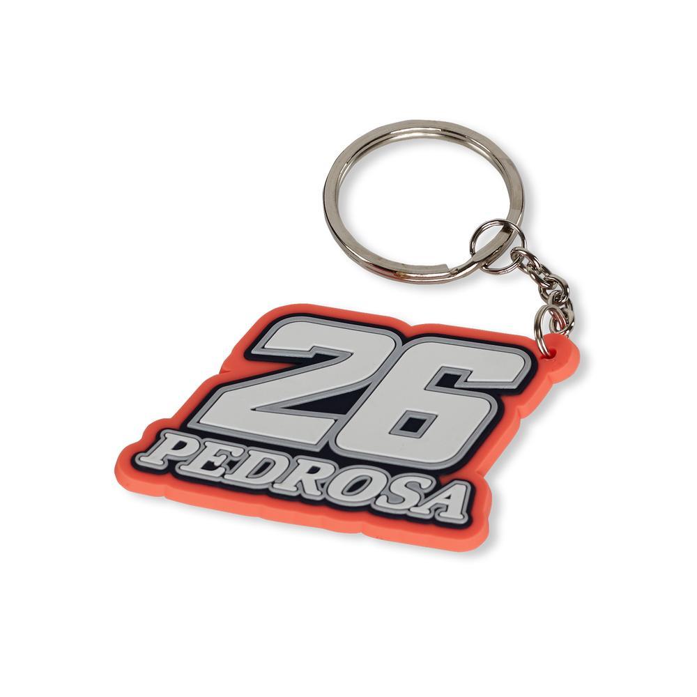 Dani Pedrosa #26 Key Ring | Moto GP Apparel