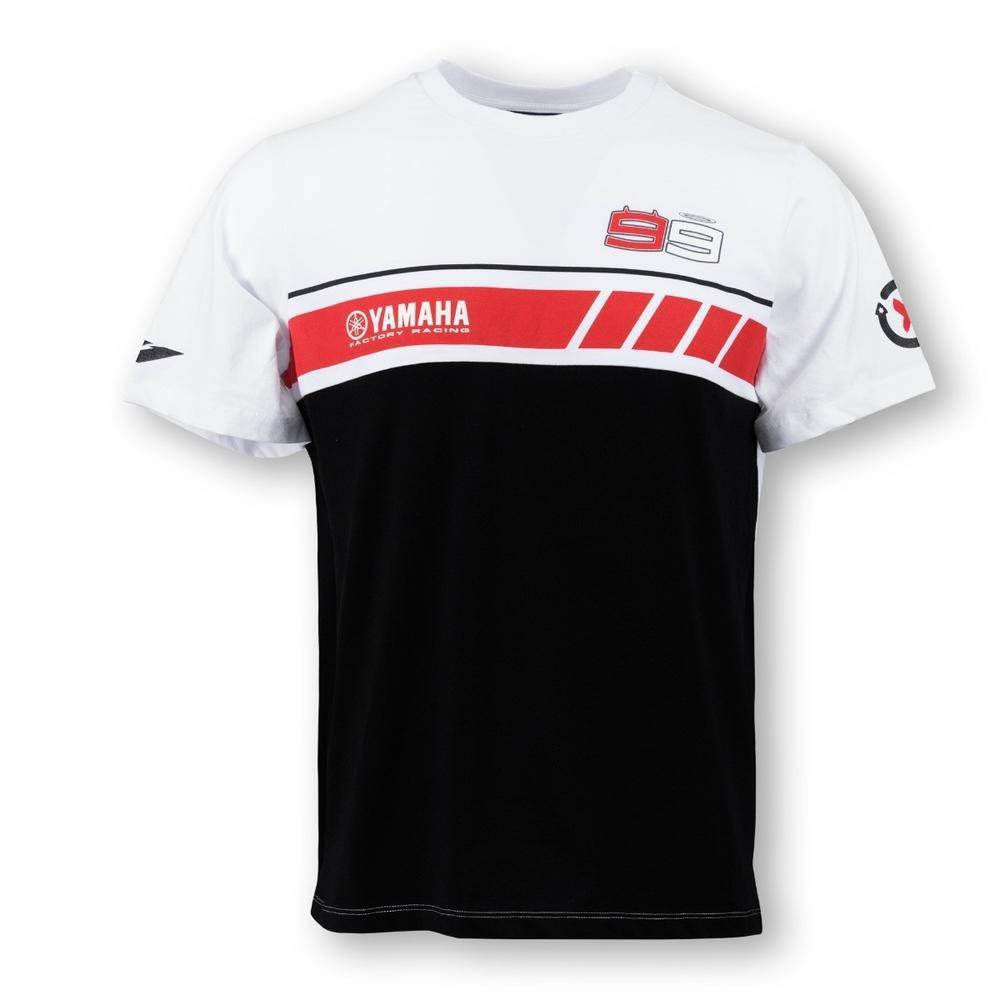 Yamaha Jorge Lorenzo Classic T-Shirt | Moto GP Apparel