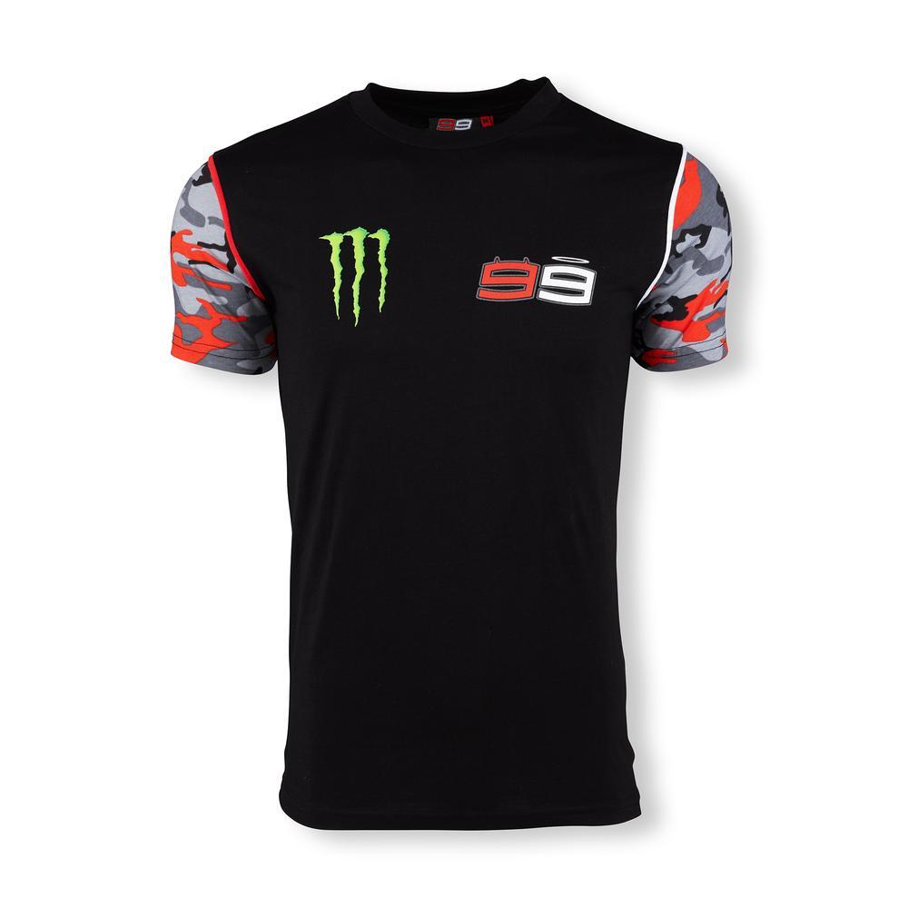 Jorge Lorenzo Monster T-Shirt | Moto GP Apparel