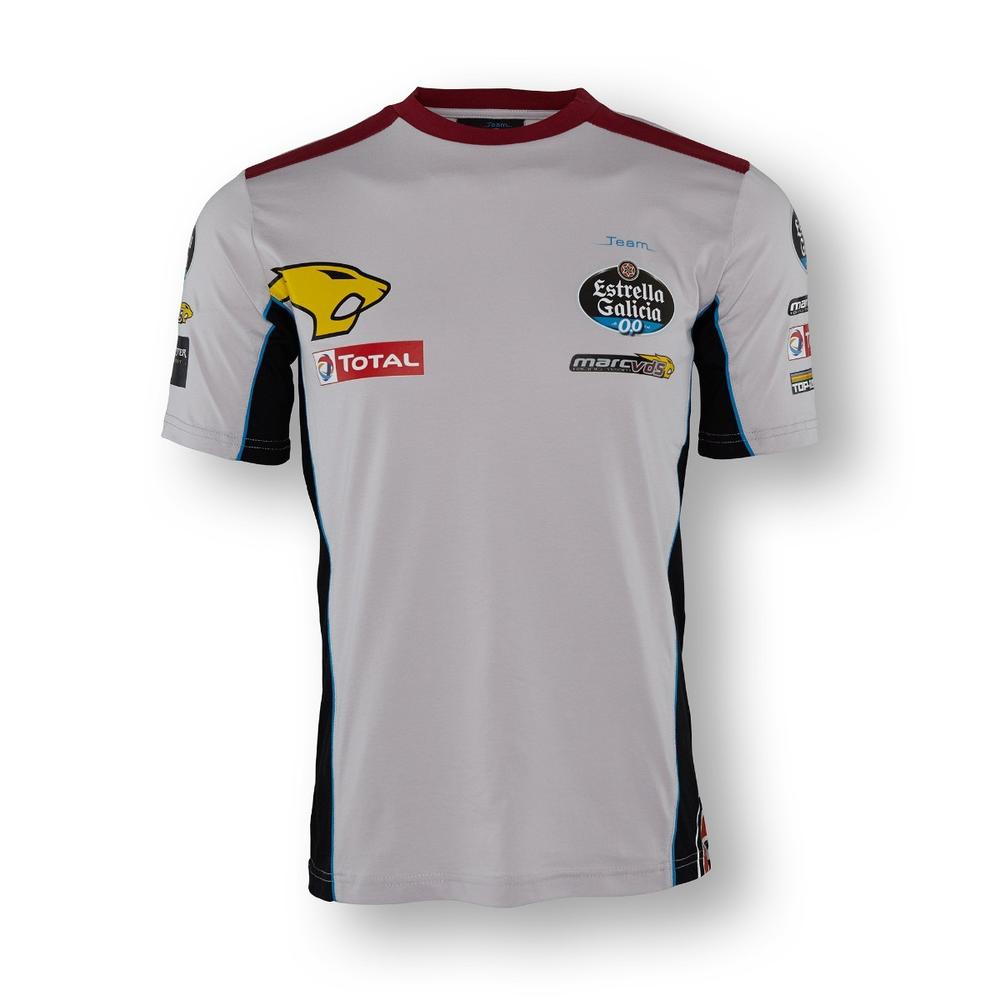 Marc VDS Team T-shirt | Moto GP Apparel
