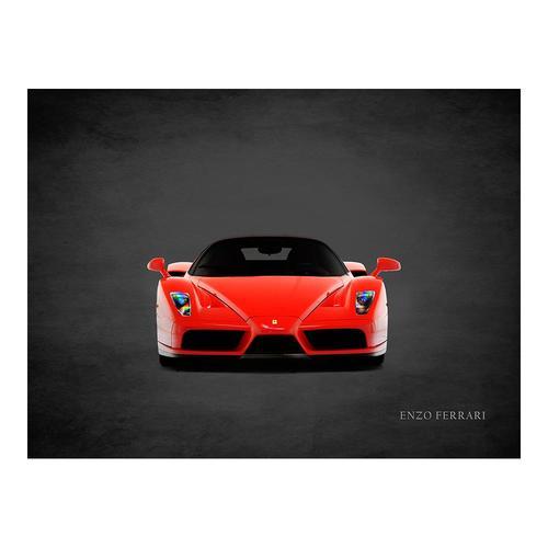 Enzo Ferrari | Paper
