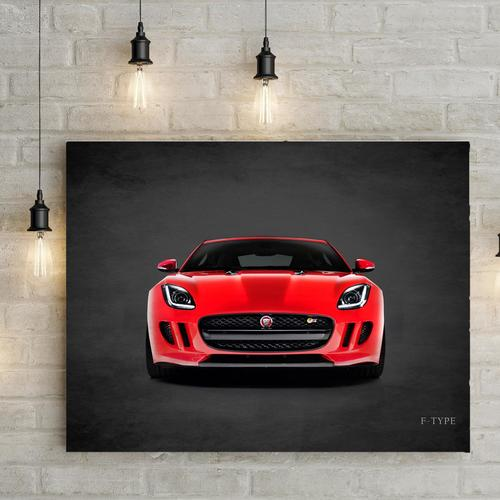 F-Type I | Canvas