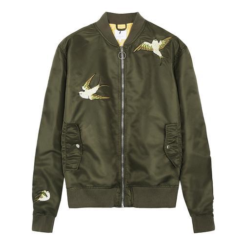 Flight Bomber| Green