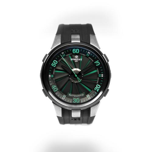 Perrelet Turbine Green 44mm