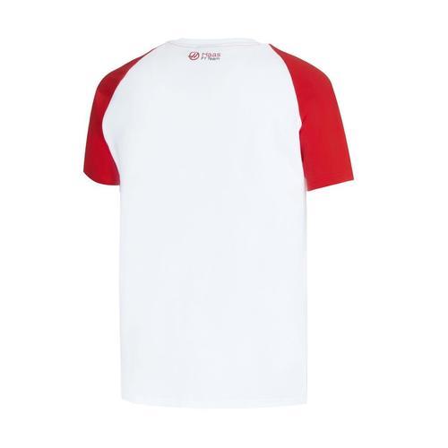 Haas Baseball T-Shirt | Haas F1 Apparel