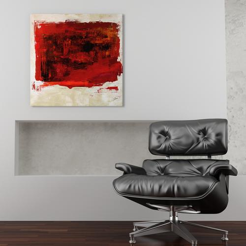 Red Study | Julian Spencer