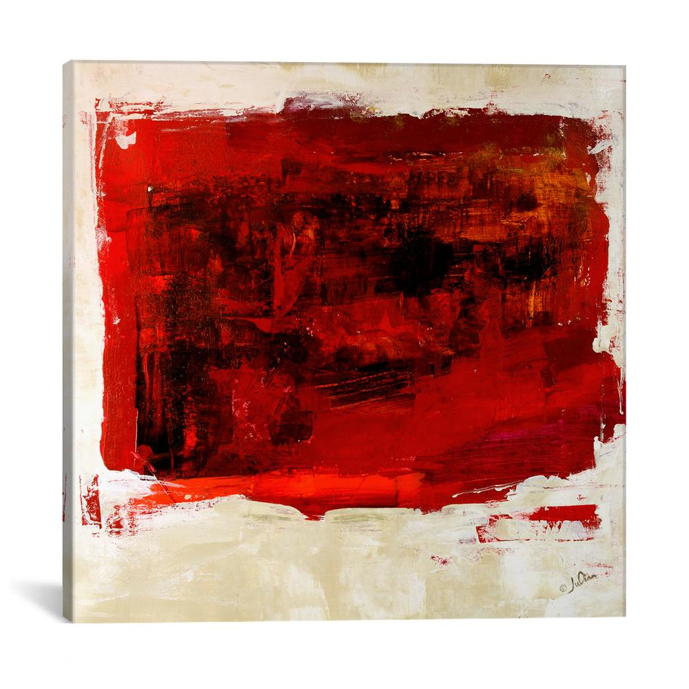 Red Study   Julian Spencer