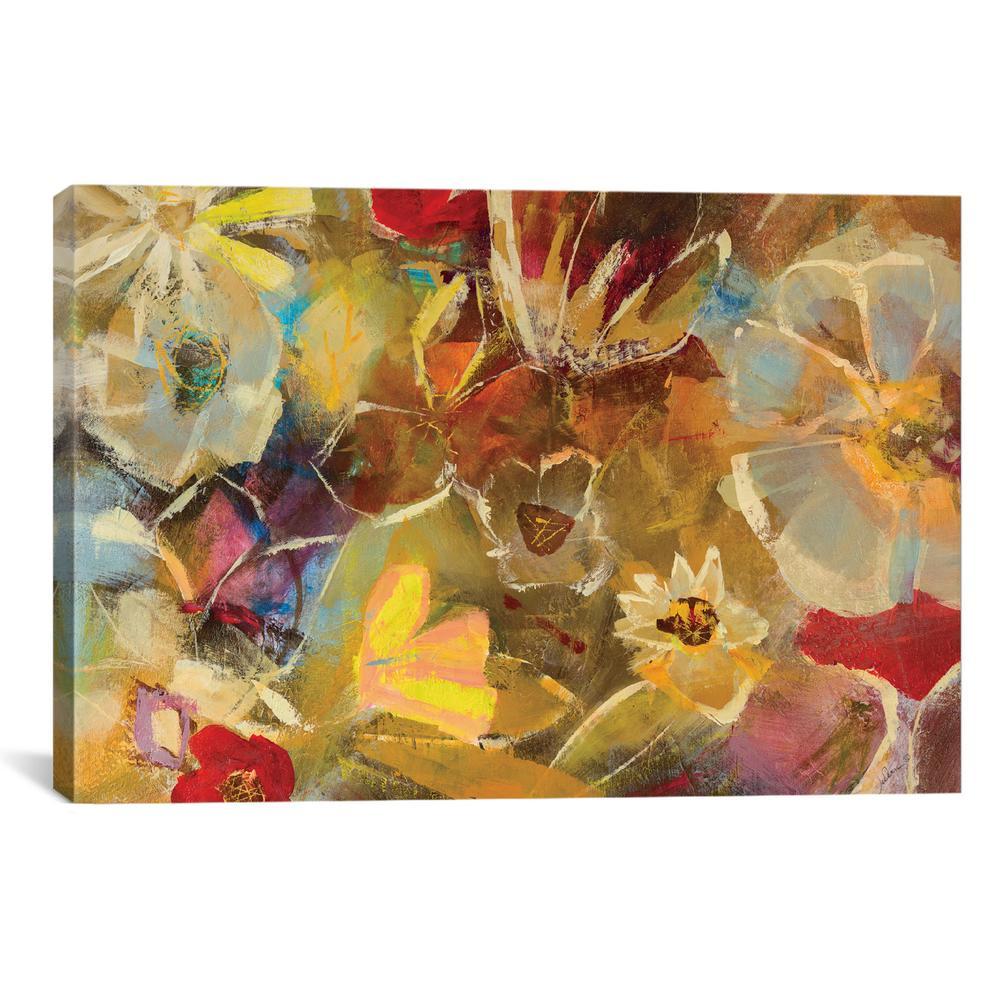 Chalkboard Flowers I | Julian Spencer
