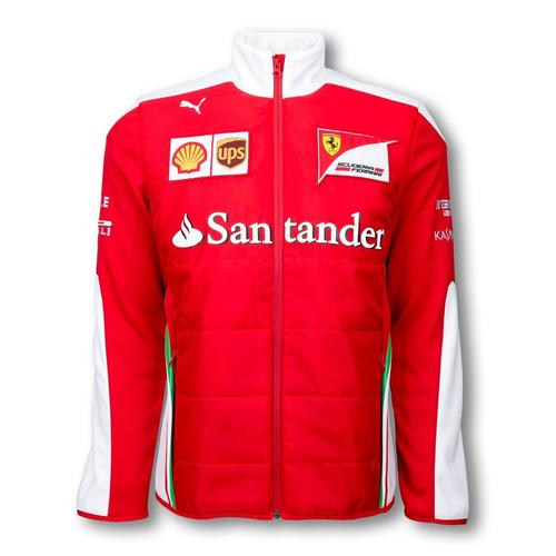 Scuderia Ferrari Team Softshell Mens 2016 Replica