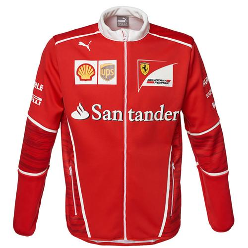 Scuderia Ferrari Team Soft Shell 2017