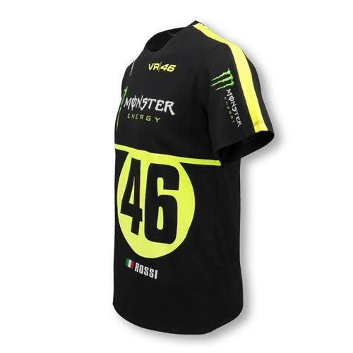 VALENTINO ROSSI MONSTER T-SHIRT MENS 2016 REPLICA | Moto GP