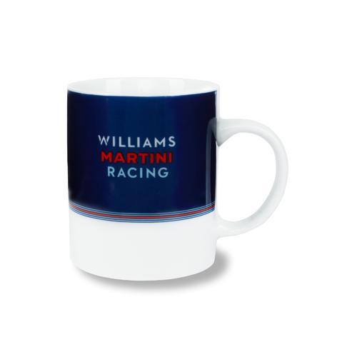WILLIAMS MARTINI RACING MUG