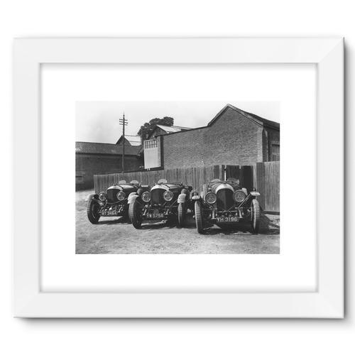 1929 Le Mans 24 hours | White