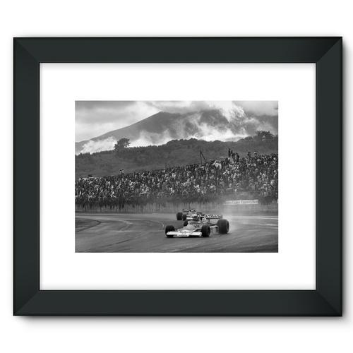 James Hunt McLaren M23 Ford | Black
