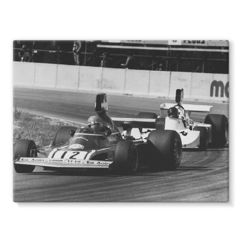 Niki Lauda AND James Hunt - 1974