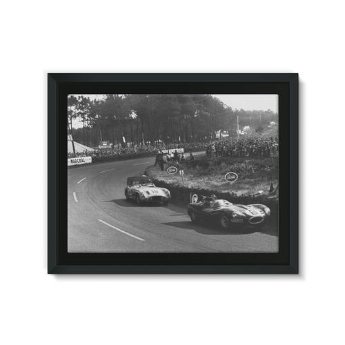 Le Mans, France. 11 - 12 June 1955