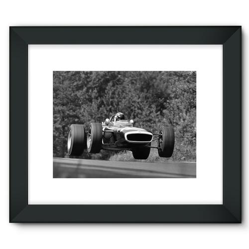 Nurburgring, Germany. 4th - 6th August 1967 | Black
