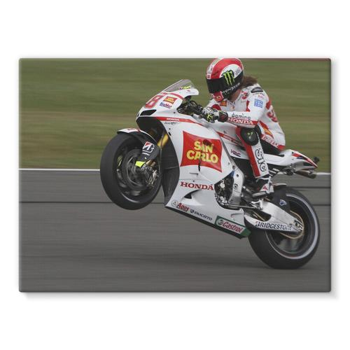 Marco Simoncelli, 2011 British Grand Prix at Silverstone