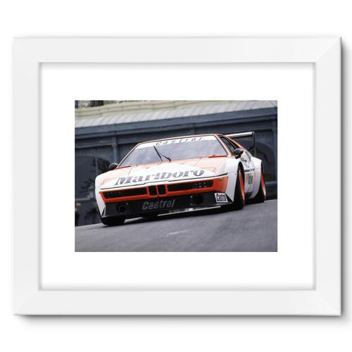 BMW M1, Jo Gartner | White