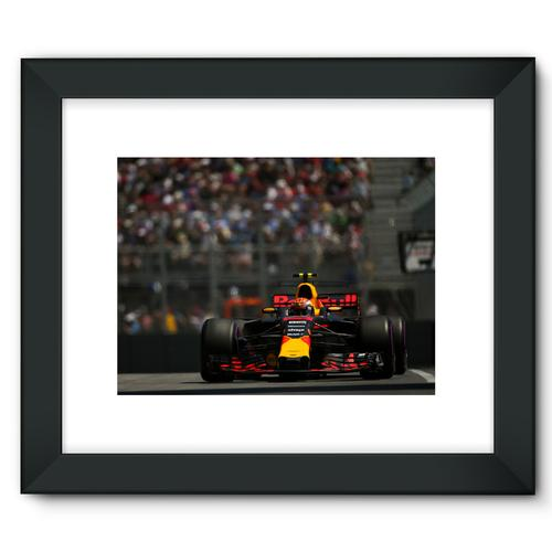 Max Verstappen, Red Bull Racing RB13 | Black